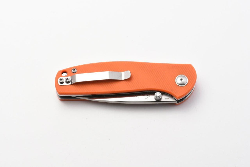 Machine Satin / Orange G10