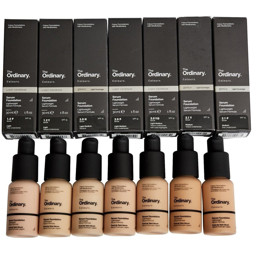 The Ordinary - Serum Foundation Light 1.2Y