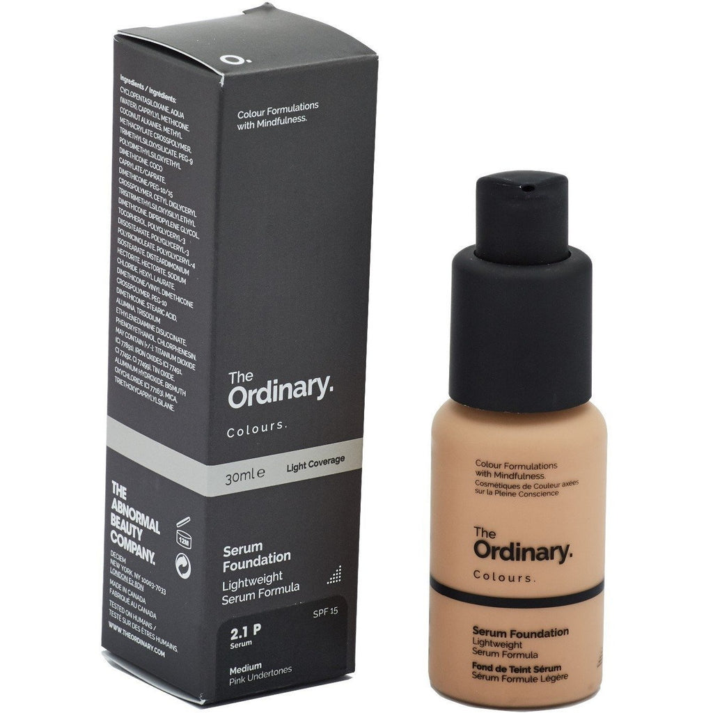 The Ordinary - Serum Foundation Medium 2.1P