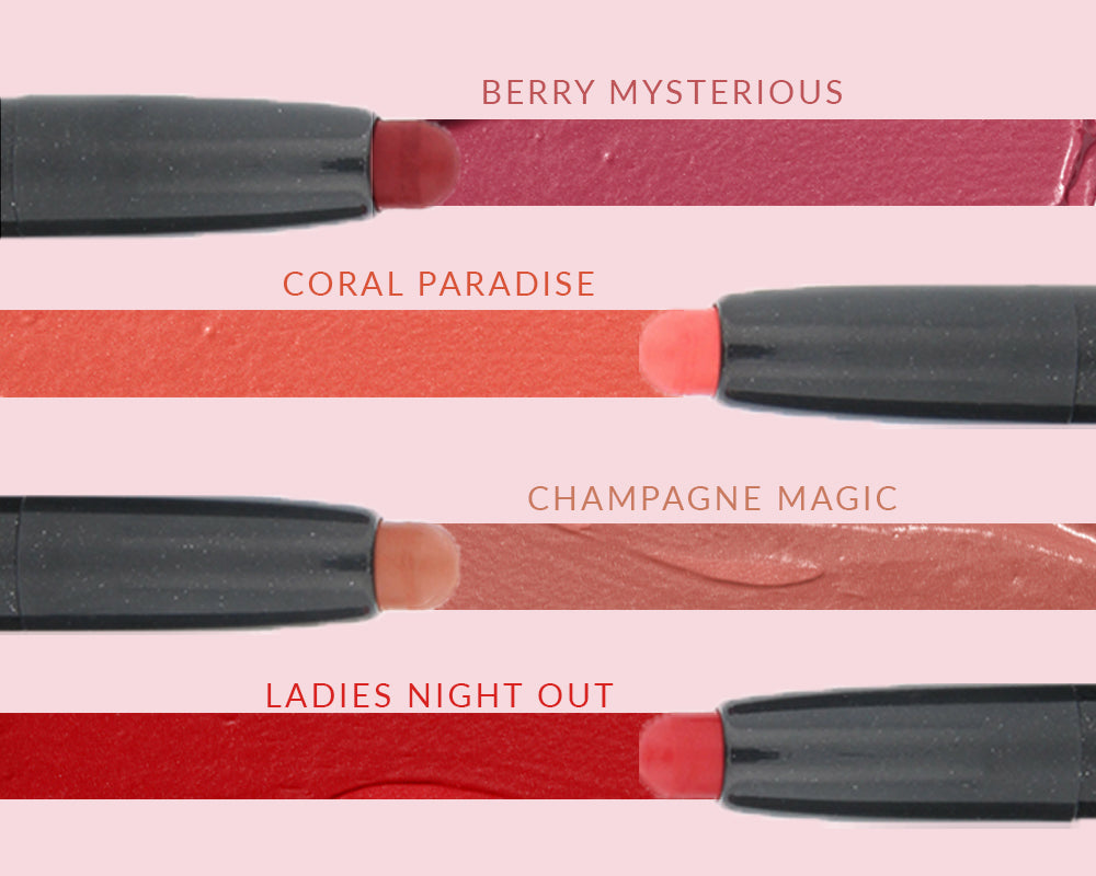 4-in-1 Multi-Stick (Cheek & Lips) - Berry Mysterious