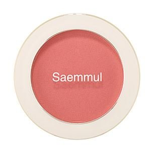 The Saem - Saemmul Single Blusher Baby Coral
