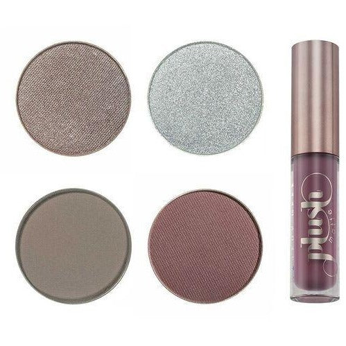 MAKEUP GEEK - VAMPY VIXEN COLOUR COMBINATION