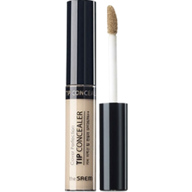 The Saem - Cover Perfection Tip Concealer Clear Beige
