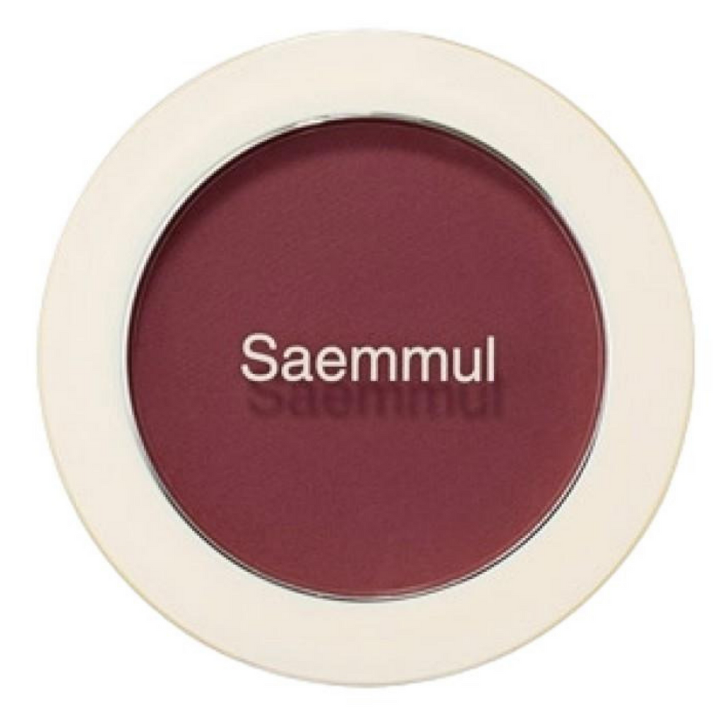 The Saem - Saemmul Single Blusher Dry Rose