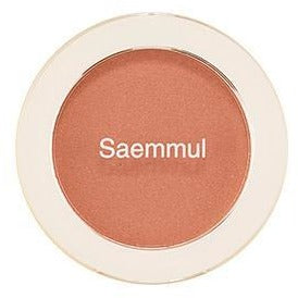 The Saem - Saemmul Single Blusher Flash Beige