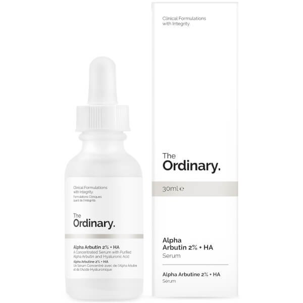 The Ordinary - Alpha Arbutin 2% + HA 30ml