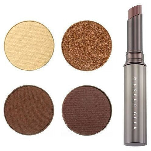 MAKEUP GEEK - NEUTRAL FAMILY COLOUR COMBINATION