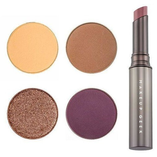 MAKEUP GEEK - PERFECT EVERYDAY COLOUR COMBINATION