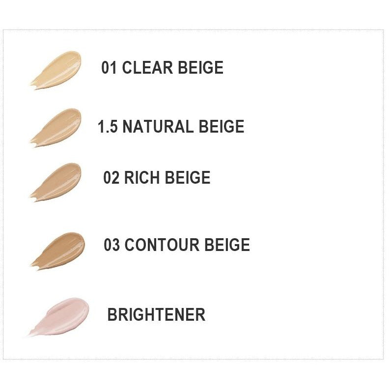 The Saem - Cover Perfection Tip Concealer Rich Beige