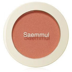 The Saem - Saemmul Single Blusher Mandarine Kiss