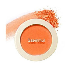 The Saem - Saemmul Single Blusher Selfie Orange