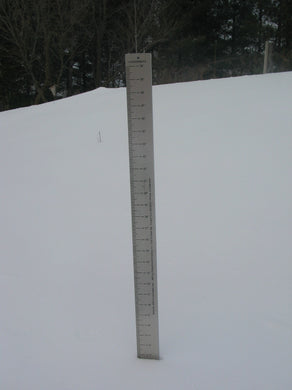 Official snow ruler