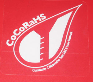 CoCoRaHS decal