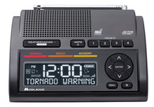 Load image into Gallery viewer, Midland WR400 AM/FM weather radio