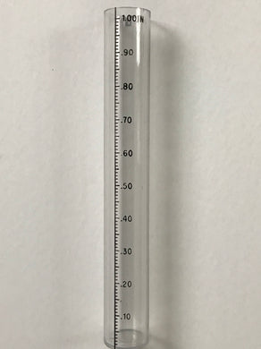CoCoRaHS gauge - inner measuring tube ONLY