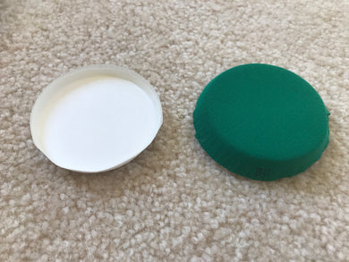 ETGage parts - evaporation wafer and #30 canvas cover -SHIPPING INCLUDED IN PRICE