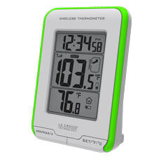 La Crosse 308-1410GR wireless thermometer