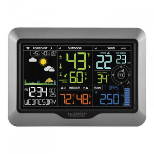 La Crosse V40A Pro - Complete Remote Monitoring Weather Station - WEATHER UNDERGROUND COMPATIBLE