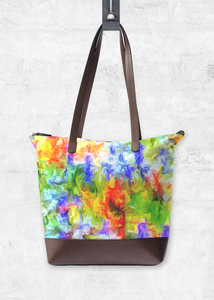 """Fields of Glory"" Statement Bag"