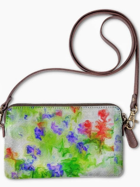 """Early Spring"" Clutch by Lady Barbara Pinson Artist"