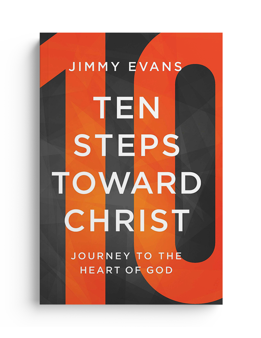 Ten Steps Toward Christ Book