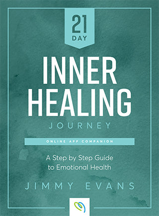21 Day Inner Healing Journey Journal Only