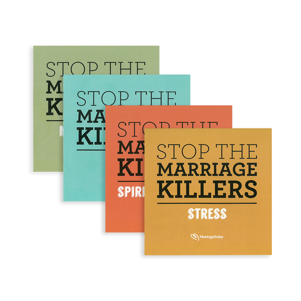Stop the Marriage Killers Mini Books