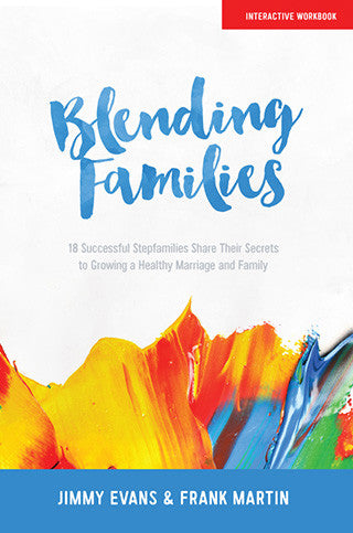 Blending Families Workbook and DVDs