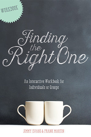 Finding the Right One Workbook and DVD