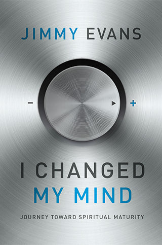 I Changed My Mind Book