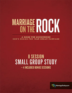 Marriage on the Rock Small Group Curriculum Kit