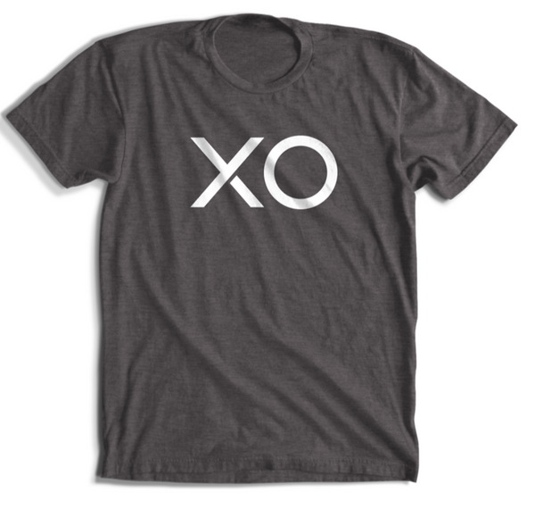 XO Conference Tee - Charcoal