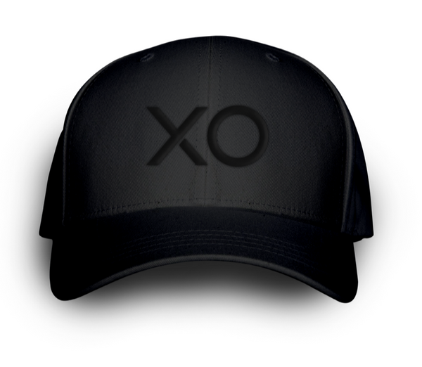 XO Nike Hat-Black