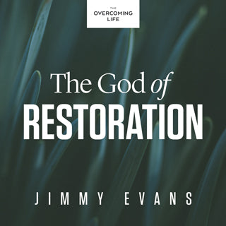 The God of Restoration Audio Series