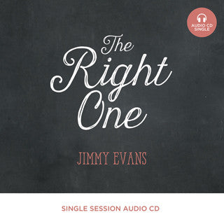 The Right One Audio Single
