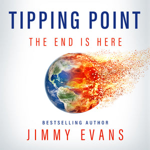Tipping Point: The End is Here Audiobook - Narrated by Jimmy Evans