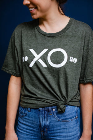 XO 2020 Conference Green Tee