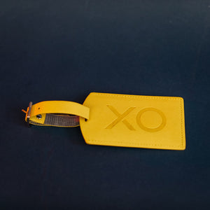 XO Luggage Tags
