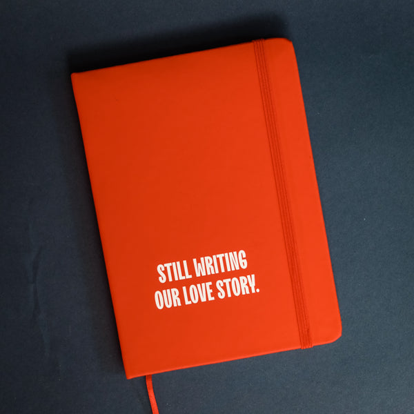 "XO Journal ""Still Writing Our Love Story"""