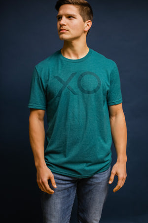 XO Conference Tee - Teal