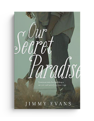 Our Secret Paradise Book