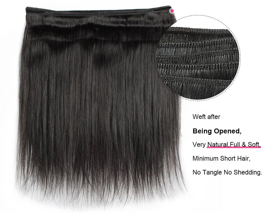 hairthy best weave weft hair extensions