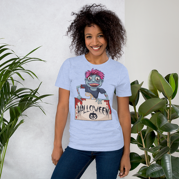 T-Shirt Women Halloween 2019