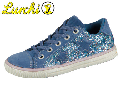 Lurchi Sasa 33-13657-22 old navy Suede
