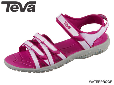Teva Tirra Youth 8907-707 orchid bloom