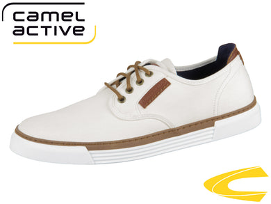 camel active Racket 460.14.07 off white Washed Canvas