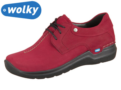 Wolky Wasco 0660311-530 oxblood Antique Nubuck