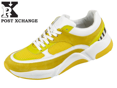 POST XCHANGE Laury 358100 yellow Leder Textil