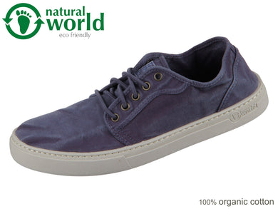 natural world 6602E-677 marino Enz Baumwolle