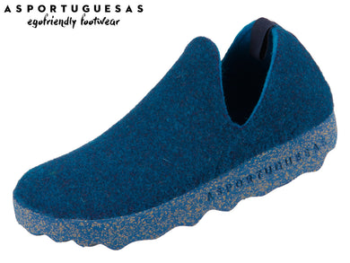 Asportuguesas CITY P018003016 Blue Tweed Felt